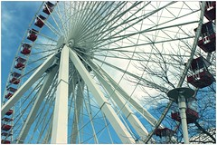 navy pier (BalineseCat) Tags: chicago wheel pier navy ferris historic exposition columbian