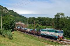 E655 532 (MattiaDeambrogio) Tags: treno treni train trains e655 532 caimano xmpr rigoroso giovi coils simmetrica dts