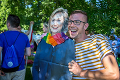 Denver Pride (HillaryforCO) Tags: denver pride colorado hillary clinton 2016 rainbow