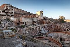 Minas de oro de Rodalquilar (Almera) (La utopa del da a da) Tags: rodalquilar almera minas oro canon lautopadeldaada lautopadeirma