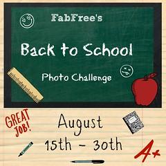 "FabFree ""Back To School"" Photo Challenge (JuliannaSeriman) Tags: fabfree fabulouslyfree fabulouslyfreeinsl secondlife photochallenge"