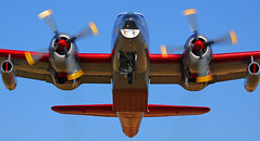 Re-edit Of A Fire Fighting P2V (planephotoman) Tags: lockheed p2v5f neptune n807na tanker07 neptuneaviationservicesinc missoulamt airtanker firebomber troutdaleairport portlandtroutdaleairport ttd
