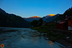 Sharda, Neelum Valley,Azad Kashmir (Naeem Ghauri) Tags: snow nwfp valley morning breathtaking glacier village river cold weather clouds heaven earth nice houses trees camera green grass mountain landscapes image pakistan natural beauty golden top naeem award amazing beautiful flickr ghauri lahore photo canon neelom neelomvelly keran taobut kel azad kashmir orang 2015 2016 2017 quality sharda 550d pic outdoor landscape peak hill side neelum