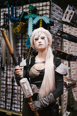 Jaylah (philabucay) Tags: fanexpo fan expo canada toronto 2016 convention anime scifi comics horror black cat final fantasy chrono trigger street fighter star trek dr who