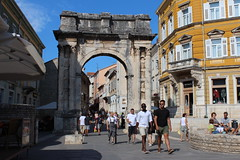 Pula - Croatia (Been Around) Tags: img2450 croatia cro kroatien europe eu europa expressyourselfaward europeanunion concordians travellers thisphotorocks travel eos eos600d canoneos canon dslr holiday 2016