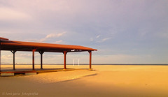 (toni jara) Tags: airelibre paisaje orilladelmar costa playa valencia malvarrosa spiritofphotography
