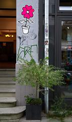 HH-Wheatpaste 3029 (cmdpirx) Tags: hamburg germany reclaim your city urban street art streetart artist kuenstler graffiti aerosol spray can paint piece painting drawing colour color farbe spraydose dose marker stift kreide chalk stencil schablone wall wand nikon d7100 paper pappe paste up pastup pastie wheatepaste wheatpaste pasted glue kleister kleber cement cutout