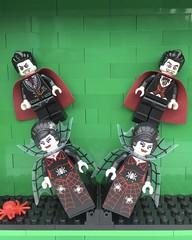 V (Laurene J.) Tags: lego bricksbythebay bbtb2016 minifigurealphabet minifigure minifigs legoalphabet alphabet pilobolusalphabet pilobolus lettering bbtb 2016 bricksofcharacter v vampire
