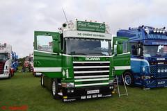 Scania 164L 'Paul Imming International' reg 67-BGJ-4 (erfmike51) Tags: scania164l artic truck v8 lorry paulimminginternational swedefest2016