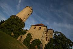 Sparrenburg (Andreas Steffen) Tags: bielefeld tower sparrenburg evening licht abend light turm sony photographing
