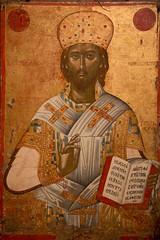 Ortodoxos (ramosblancor) Tags: humanos humans arte art pintura painting icono icon bizantino byzantine religin religion ortodoxos orthodox museo museum benaki atenas athens grecia greece