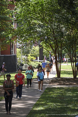 Week in Photos - 060 (Ole Miss - University of Mississippi) Tags: 2016 ctg0399 monthofwelcome welcome newstudents students studentactivitiesassociation saa firstweek welcomeweek studentunion unionplaza grove walking ventresshall shade oxford ms usa