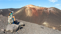 20. Cerro Negro we are back, Nicaragua-7.jpg (gaillard.galopere) Tags: 2016 5d 5dmkiii apn america amrique canon compositionettypedephoto continentsetpays couleur ef eos extrieur mkiii ni nic nicaragua travel volcan ameriquecentrale anne canonphotography cerronegro color colorful out outside roche volcanes volcano