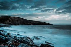 Dunraven Bay (geraintparry) Tags: southerndown dunraven bay bridgend sunset sunsets sky skies cloud clouds south wales sea seas water ocean long exposure exposures rock rocks seascape landscape landscapes seascapes coast shore le longexposure geraint parry geraintparry
