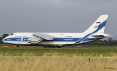 Volga-Dnepr Airlines An-124 RA-82042 (birrlad) Tags: shannon snn international airport ireland aircraft aviation airplane airplanes airline airliner airlines airways parked taxi taxiway apron ramp volgadnepr cargo freighter freight transport an124 ra82042 antonov an124100 ruslan a124