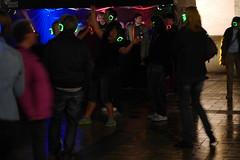 P1840021 Leise Disco (tottr) Tags: leisedisco silentdisco bwusst marktplatz kopfhrer headphones headphone 2016 september musik music party peterglselstiftung detmold germany marketsquare pokutmusic