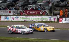 (Chris B70D) Tags: knockhill super touring car festival 2016 september race weekend racing 80s 90s cars cleland david leslie tarquini bmw audi honda vauxhall ford renault nissan hairpin corner scotland motorsport