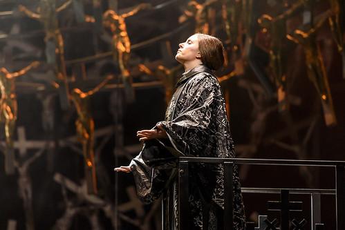 Maria callas royal opera house - Norma casta diva bellini ...