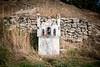 chiesine-3954 (gimò) Tags: grecia church ortodosse orthodox chiese mestaina croci viaggio ellenic bizantino hellenic greek ajos germanos prespes lake road littlechurch