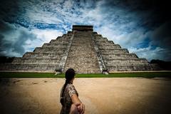 Follow me (Black Mamba PM) Tags: maja mexico mexiko folow me piramiden yucatan