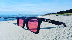 #zingst #beach #strand #sunglasses #sonnenbrille