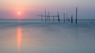 Sunset in Rockanje