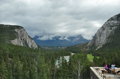 Tea with a view (Just Peachy!) Tags: alberta canadianrockies banffnationalpark