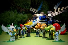 Meet the original Chima's (Legoagogo) Tags: lego chichester chima fabuland legoagogo