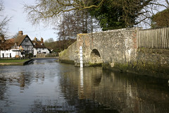 EYNSFORD VILLAGE (Adam Swaine) Tags: county uk bridge blue trees winter england sky green english water beautiful rural canon river landscape photography countryside kent flora village britain bridges wideangle villages rivers riverbank fords waterside counties riverdarent naturelovers eynsford 24105mm swaine 2013 darentvalley kentweald kentishrivers thisphotorocks kentvillage adamswaine mostbeautifulpicturesmbppictures wwwadamswainecouk kentishvillages eynsfordvillage