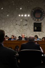 "Confirmation hearing of Brennan • <a style=""font-size:0.8em;"" href=""http://www.flickr.com/photos/32619231@N02/8454669178/"" target=""_blank"">View on Flickr</a>"