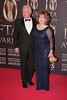 Nick Dunning and Guest at Irish Film and Television Awards 2013 at the Convention Centre Dublin