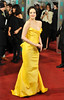 The 2013 EE British Academy Film Awards (BAFTAs) held at the Royal Opera House - Arrivals Featuring: Andrea Riseborough
