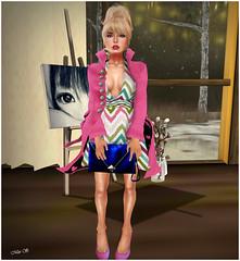 Style #81 (MissSerena(on Hiatus)) Tags: k secondlife citrus freebie glowstudio lethalcouture elikatira theskinnery tdrfusion