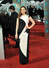The 2013 EE British Academy Film Awards (BAFTAs) held at the Royal Opera House - Arrivals Featuring: Hayley Atwell