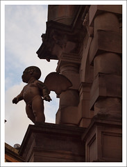 Cherub (Ben.Allison36) Tags: street uk scotland glasgow argyle trongate