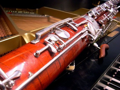 Bassoon by stephanie.lafayette, on Flickr