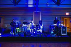 Blue Lighting - Stage Lighting - Band Lighting