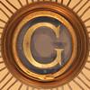 letter G (Leo Reynolds) Tags: xleol30x squaredcircle ouroboros uroborus snake serpent masonic freemason g ggg oneletter letter xsquarex grouponeletter canon eos 7d 0017sec f45 iso1600 65mm sqset090 hpexif xx2013xx
