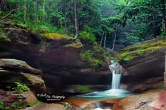 Evening Spa (Shelle Ette) Tags: pool forest waterfall newengland whitemountains nh cascade kancamagus sabbadayfalls shellette eveningspa