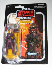 VC30 zam wesell star wars the vintage collection attack of the clones mosc a (tjparkside) Tags: 30 vintage star attack collection clones hunter kenner wars bounty vc zam tvc hasbro shapeshifter wesell mosc shapeshifting clawdite