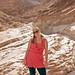 Brittany at Mosaic Canyon