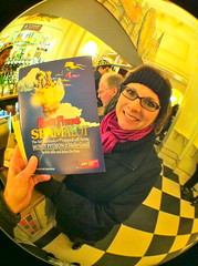 "Spamalot - ""Exciting writing""! (Sully858) Tags: london spamalot playhousetheatre"