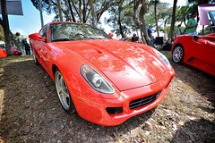 Ferrari 599 GTB Fiorano (Jason Sha'ul) Tags: car nikon automobile florida wideangle automotive ferrari sarasota dslr scuderia supercar carshow gtb v12 exoticcar sigma1020mm 599 starmands fiorano d5200 sarasotaexoticcarfest sempreferrari