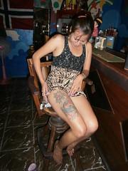 Amazing tattoo (rodeochiangmai) Tags: ladies tattoos thailadies