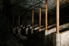 abandoned history (Sam Scholes) Tags: old shadow abandoned digital dark underground utah nikon mine historic mining coal mules stalls mule hiawatha d300 kingcoal kingmine usfco unitedstatesfuelcompany mulestalls