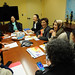 UN Women Executive Director Michelle Bachelet meets with women parliamentarians from Morocco