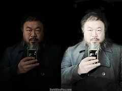 """Portrait of Ai Wei Wei • <a style=""""font-size:0.8em;"""" href=""""http://www.flickr.com/photos/37996636374@N01/8550986738/"""" target=""""_blank"""">View on Flickr</a>"""