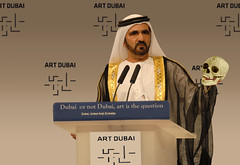 Dubai or not Dubai art is the question. (EFFERLECEBE) Tags: art photography dubai artist kunst culture exhibition exposition arab cultura artfair kunstler arabicart artdubai mohammedbenrachidalmaktoum