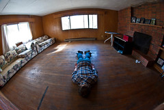 FDT #1 (Bradley Nash Burgess) Tags: selfportrait me nikon fisheye 8mm facedown d80 fdt nikond80 rokinon facedowntuesday hfdt happyfacedowntuesday rokinon8mm rokinon8mmfisheye