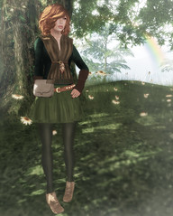 SL DisneyBound Challenge - Peter Pan (-Coral-) Tags: life fashion truth mesh avatar sl secondlife second pesca league lotd toki doki mimikri disneybound tokid montissu